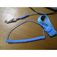 Отвод антистатики. Используется при ремонте электроники.