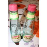 Ретро СССР!!! Редкость! Бутылка из-под болгарского кетчупа. 1986 год. С родными этикетками.