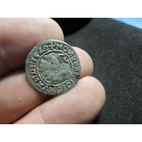 Полугрош  1520 г. ВКЛ (3) Сигизмунд 1 старый