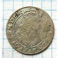 6 грошей (шостак) 1663