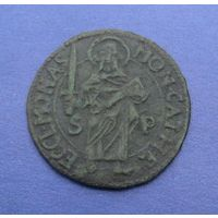 Мюнстер, соборный капитула, 3 пфенинга 1692.