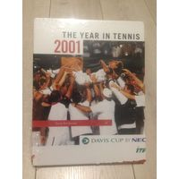 Davis Cup: The Year in Tennis 2001 by Neil Harman ISBN 0789306603 Большой Теннис