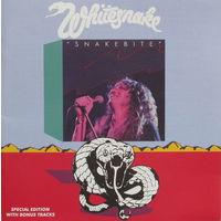 Whitesnake - Snakebite (1978, Audio CD)