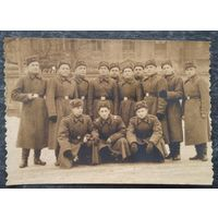 Фото курсантов. 1950-60. 18.5х12 см