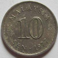 10 сен 1977 Малайзия