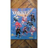 Альбом для наклеек Хоккей