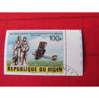 Нигер. 1979. Авиация