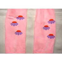 Хлопковые трикотажные детские колготы на рост 116-134, абсолютно новые, цвет – розовый, хорошо тянутся, очень мягкие и приятные на ощупь