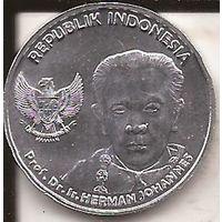 Индонезия 100 рупий 2016 доктор Герман Иоганн UNC