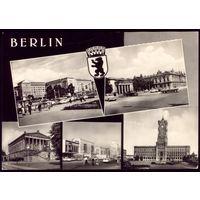 1966 год Германия Берлин