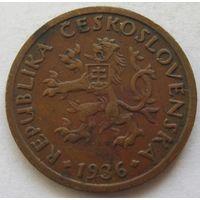 Чехословакия 10 геллеров 1936
