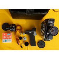 Новая кинокамера, кварц 2х85-1М