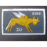 Ирландия 1971 крылатый бык