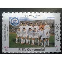 Иран 2004 футбол, 100 лет FIFA, сборная