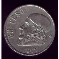 1 Песо 1977 год Мексика