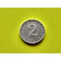 Австрия. 2 гроша 1991.