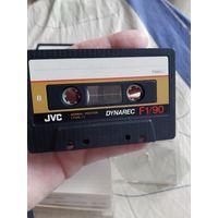 Кассета JVC DYNAREC. 1983 год.