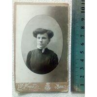 Фотография И.Метора 1910 г г. Минск