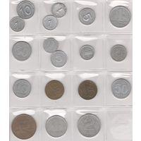 Монеты ГДР. Возможен обмен и продажа поштучно