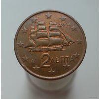 2 евроцента 2004 Греция