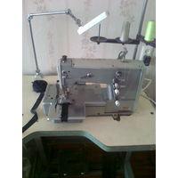 Промышленная шлевочная швейная машина 3076-1кл и распошивалка промышленная 876 кл