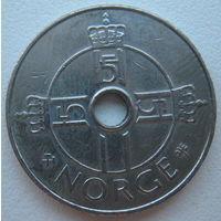Норвегия 1 крона 1997 г.