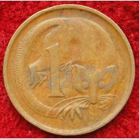 7303:  1 цент 1973 Австралия