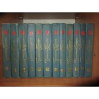 Библиотека пионера в 12 томах.