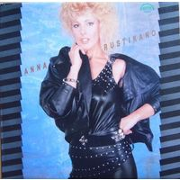 LP Anna Rustikano - Anna Rustikano (1986) Europop