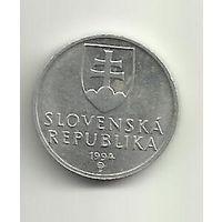 10 хеллер Словакия