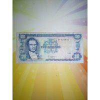 Ямайка 10$