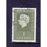 Нидерланды. Ми-914.Королева Юлиана. 1969.