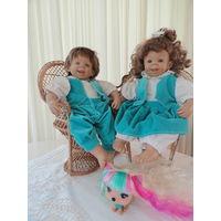 Куколки характерные Carmen Gonzales 46 см