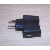 Зарядное устройство USB TeXet TTC-1064 (чёрный цвет)