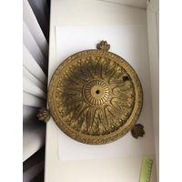 Основание на лапах, нижняя часть торшера, лампы Латунь/бронза СССР