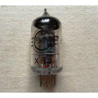 Радиолампа 6Ж2П (высокочастотный пентод с короткой характеристикой)