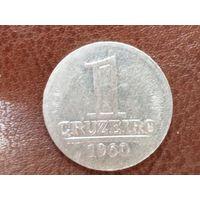 1 крузейро 1960 Бразилия