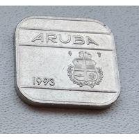 Аруба 50 центов, 1993 6-11-10