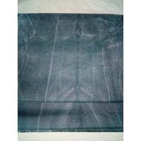 Большой отрез х/б ткани 1,5 м х 5,4 м