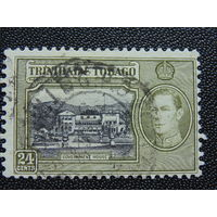 Тринидад и Тобаго 1938 г.