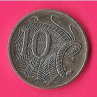 41-24 Австралия, 10 центов 2006 г.