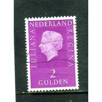 Нидерланды. Ми-1005.Королева Юлиана. 1973.
