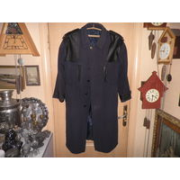 Плащ(пальто)сотрудника связи СССР.Р-р50-52