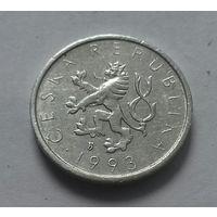 10 геллеров, Чехия 1993 г.
