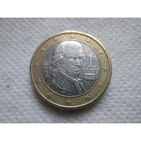 1 евро, Австрия 2006 г.