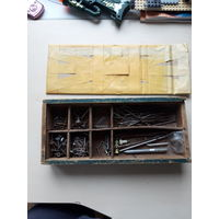 Ящик для мелочи ( с мелочью)