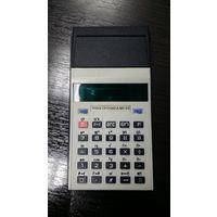Калькулятор Электроника МК 66