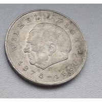 Германия - ГДР 20 марок, 1972 Первый президент ГДР - Вильгельм Пик 6-10-12