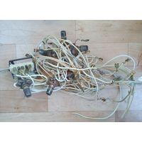 Переключатель с проводкой от эл.плиты Электра 1001, 1002