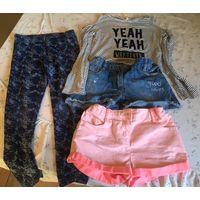 Одежда для девочки 7-8 лет